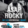 Fresh Island presents: A$AP Rocky LIVE @ Club Aquarius!