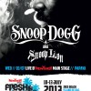 Fresh Island Festival presents: Snoop Dogg aka Snoop Lion!
