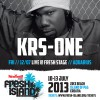 Fresh Island presents: KRS-One Live @ Aquarius Fresh Stage!