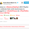Hip Hop Legends Congratulating On 20 Years Of Blackout