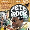 Blackout archives: Pete Rock in Zagreb, Croatia (September 2008)