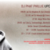 Phat Phillie's upcoming DJ gigs