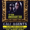 Cali Agents w/ Durag Dynasty & Replacement Killers LIVE @ KSET, Zagreb (2.5.)
