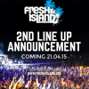 Fresh Island Festival 2nd Line-up Announcement Coming This Tuesday!