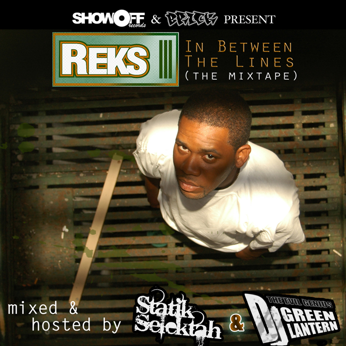 inbetween the lines small Reks ft. Slaine & Torae   Rap A Nomics