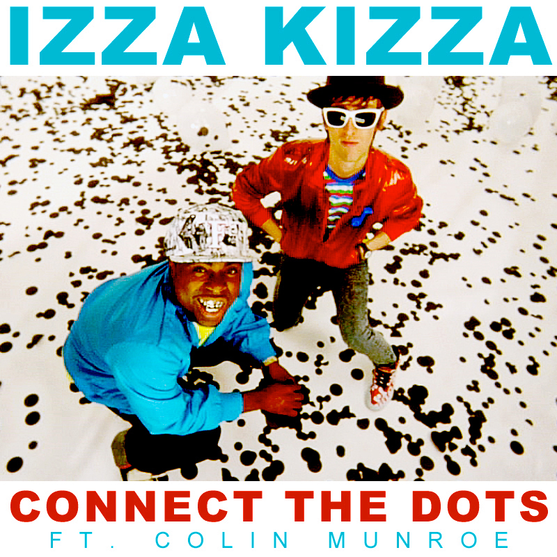 izza kizza connect dots Koolades International Produced Covers
