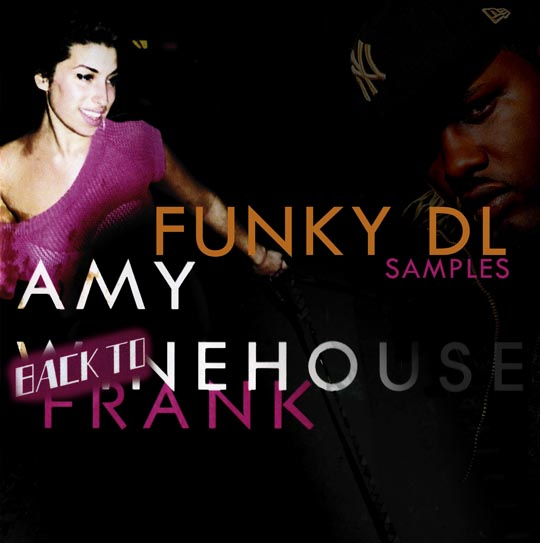 Back To Frank Front Cover Funky DL   Back To Frank