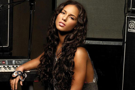 alicia keys 5751 Alicia Keys   Sangin In The Rain (Mixtape)
