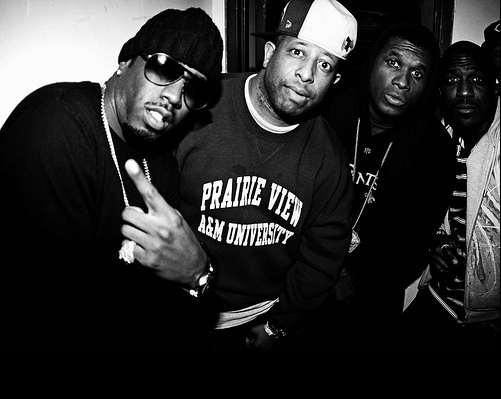 diddy premier DJ Premier's Live From HQ Podcast (15.1.2010.)
