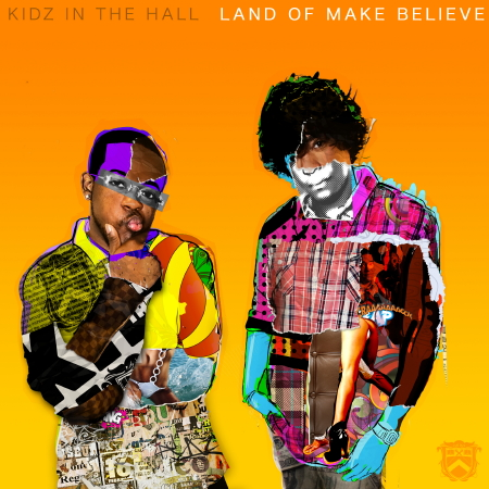 kidz in the hall land of make believe Kidz In The Hall Unveil Album Cover Artwork