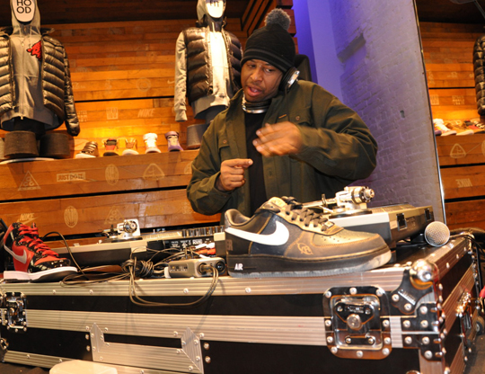 premier release  DJ Premier's Live From HQ Podcast (22.1.2010.)
