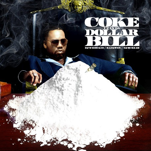 raekwonwkcover Raekwon   Coke Up in da Dollar Bill (Mixtape)