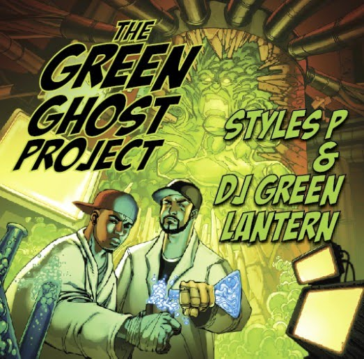 styles pgreenlantern greenghostproject Styles P & DJ Green Lantern – Make Millions From Entertainment & Time Will Tell