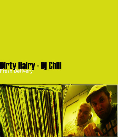 COVER1 DJ Chill & DJ Dirty Hairy   Start Stop Mixtape