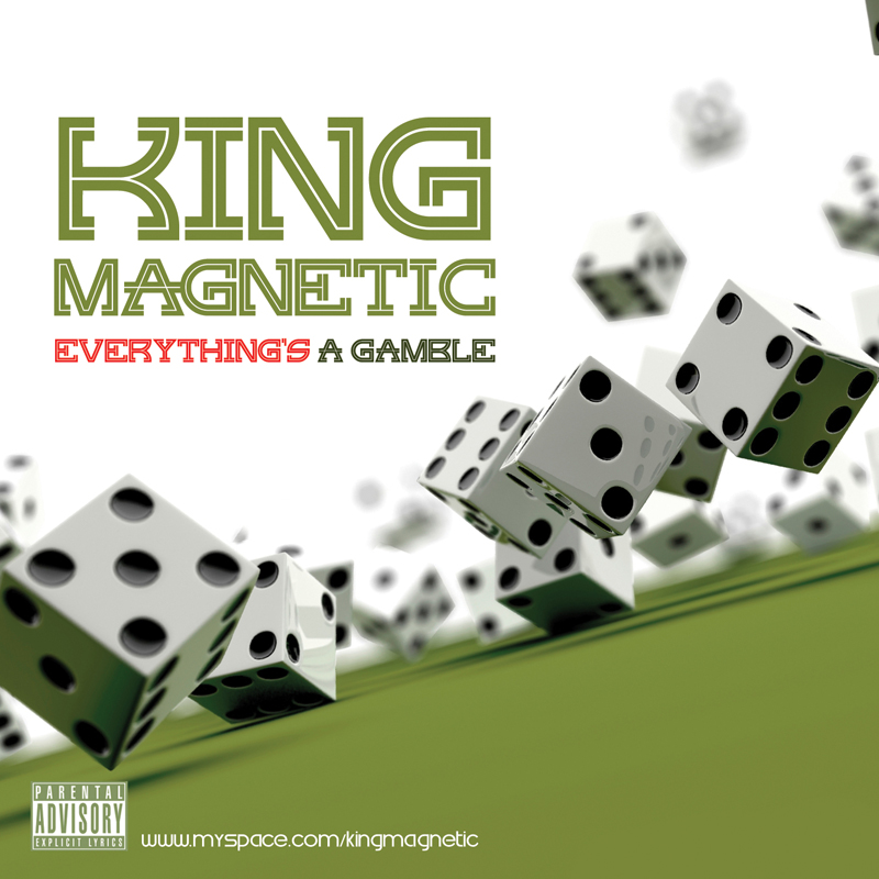 KingMagneticCDCovercopy King Magnetic feat. Block McCloud   I Cant See