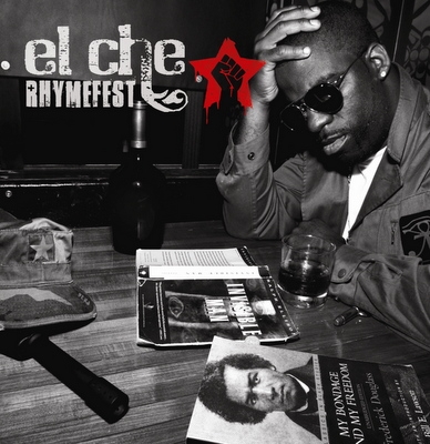 Rhymefest El Che Cover Art Rhymefests El Che droppin on May 18th
