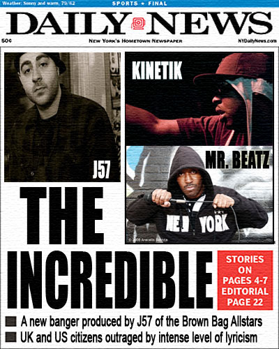 TheIncredibleGraffikFINAL2B Mr. Beatz & Kinetik   The Incredible
