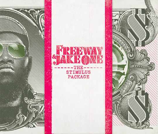 freeway jake one stimulus package coverart 1 Freeway & Jake One   African Drums