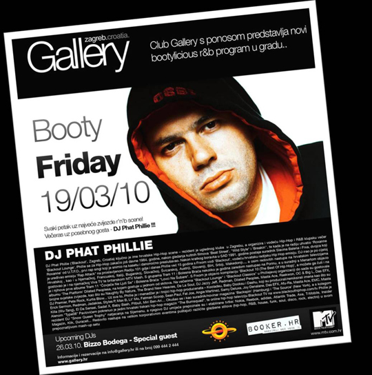 gallery2 DJ Phat Phillie @ Gallery Club