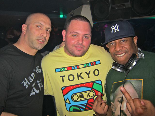 premier riz DJ Premier's Live from HQ podcast (19.03.2010)