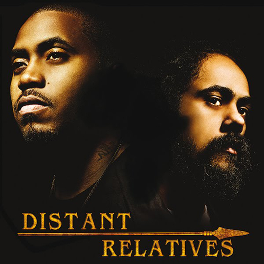 DistantRelatives Nas & Damian Marley Feat. Dennis Brown   Land Of Promise