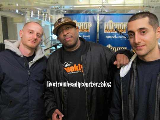 premier marco polo DJ Premier's Live from HQ podcast (16.04.2010.)