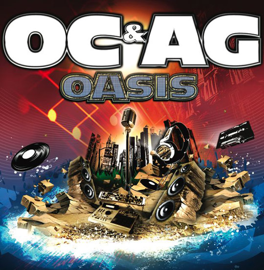1  O.C. & A.G.   Oasis (Free download)