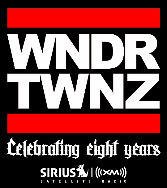 WNDR 8 YEARS The Wonder TwinZ celebrate 8 years on SiriusXM