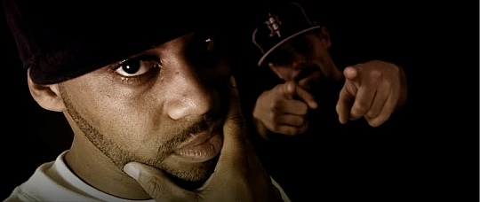 khrysisposter The Away Team (Khrysis & Sean Boog)   Hip Hop Raw