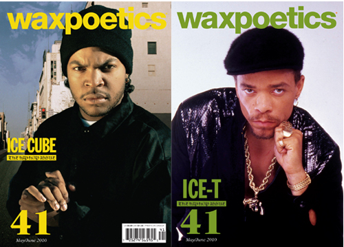 picture 25 Wax Poetics Hip Hop Issue