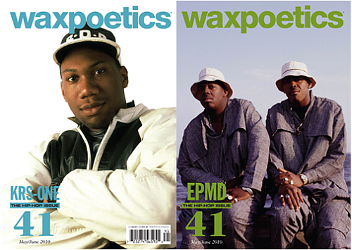 picture 26 Wax Poetics Hip Hop Issue