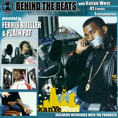 behind the beats 1 Kanye West   Behind The Beats Mixtape (2003)