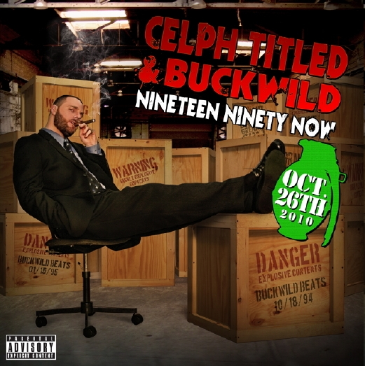 capture 19082010 225339 Celph Titled & Buckwild   Miss Those Days