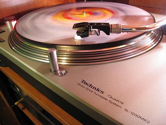 technics sl 1200mk2 022 Panasonic ends production of Technics turntables