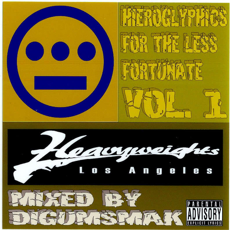 hierofront Hieroglyphics: For the Less Fortunate Vol. 1 (Mixtape)