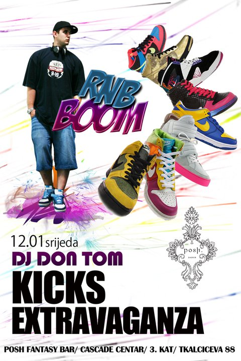 168129 483811046775 679061775 6566742 7239071 n DJ Don Tom @ Show Your Kicks Extravaganza (Posh Bar)