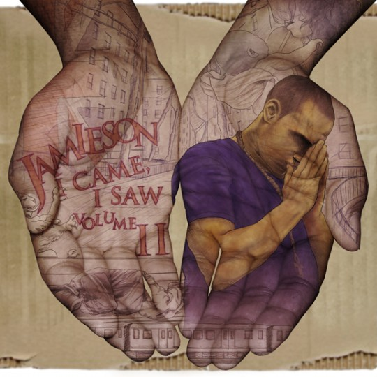Jamieson I Came I Saw Vol.II Front Cover 540x540 Jamieson Feat. Sean Price   My Way