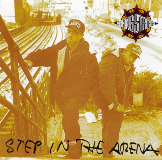 gang starr step in the arena 540x535 DJ Premier revisits Gang Starrs Step In The Arena