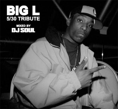 BIGL Cover Big L Tribute Mix by DJ Soul