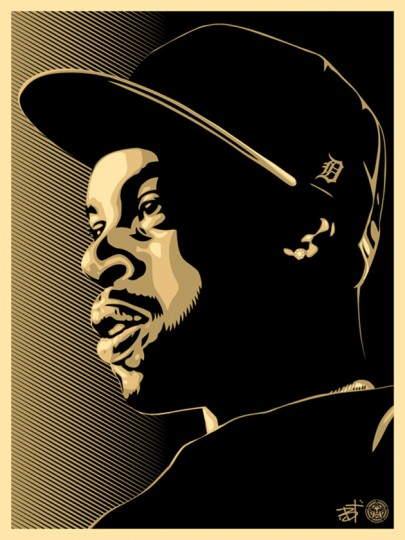 j dilla obey print 405x540 10 Facts About J. Dilla You Might Not Know