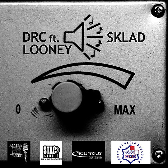 Cover Sklad D.R.C. Feat. Looney   Sklad