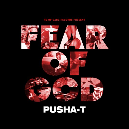 pusha t fear of god mixtape cover 540x540 Pusha T   Fear of God (Mixtape)
