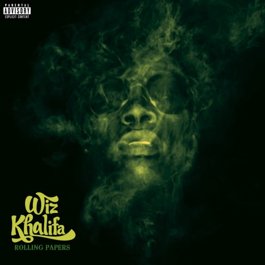 Black And Yellow Wiz Khalifa Cover. wiz khalifa rolling papers