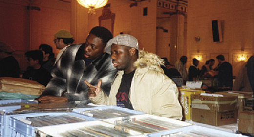 Pete Rock and Buckwild Crate Diggin at the Roosevelt Hotel