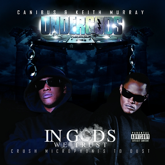 canibuskeithmurryunderg Canibus & Keith Murray Feat. Crooked I & Erick Sermon   The Guilty Will Pay