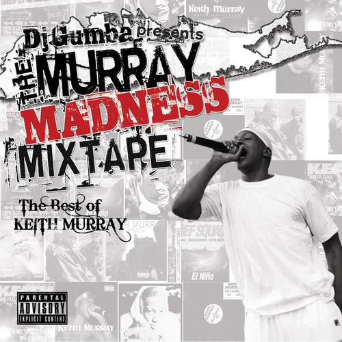 dj gumba murray madness mixtape DJ Gumba presents The Murray Madness Mixtape