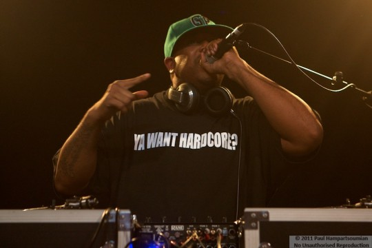 dj premier london 540x360 DJ Premier Live In London (Video)