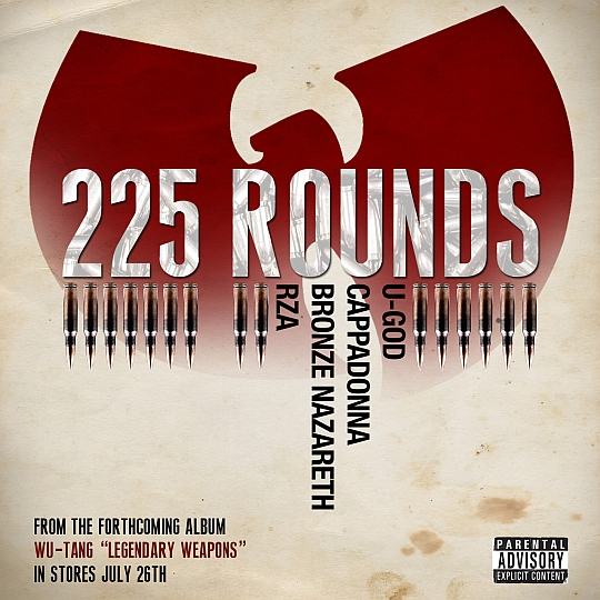 225 Wu Tang Clan Feat. The Revelations   225 Rounds