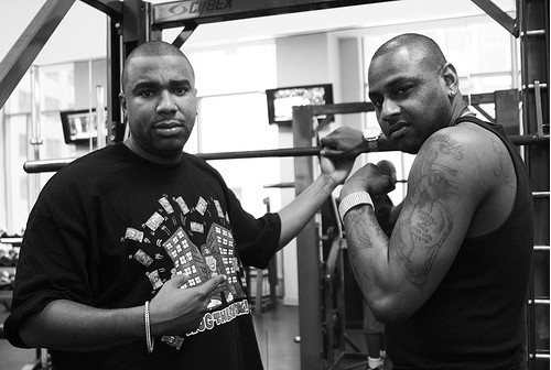 Capone N Noreaga Capone   Street News (Unreleased)