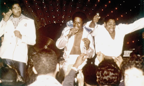 Sugarhill Gang Hip hop and R&B history by Guardian and Observer